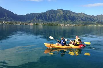 Tour de kayak et de plongée avec un tuba dans la baie de Kaneohe vers...