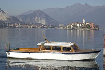 Excursão privada: Viagem de barco no Lago Maggiore e Ilhas Borromean...