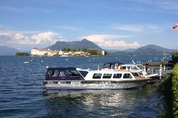 Lake Maggiore Isola Bella Hop-On Hop-Off Ferry Tour