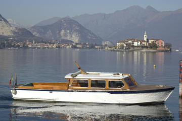Private Lake Maggiore Boat Trip from...