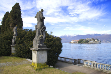 Tour in traghetto hop-on/hop-off delle Isole Borromee da Stresa