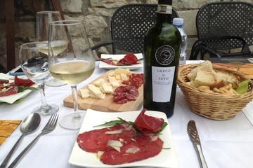 Private Irpinia Gourmet Tour with Sommelier from Sorrento