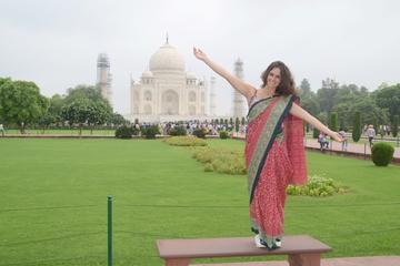Un día Increíble Taj Mahal Tour