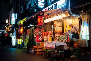 Excursão fotográfica em Tóquio