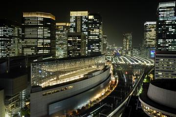 Excursion photo à Tokyo: l'architecture et les rues