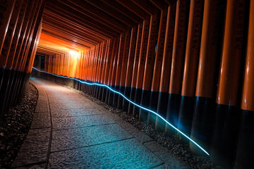 Fushimi Inari After Dusk Photography Tour