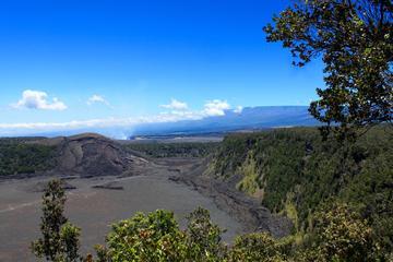 ハワイ火山国立公園とビッグ アイランドの名所を巡る小グループ ツアー