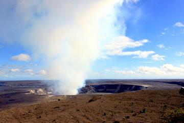 Hilo Shore Excursion: Active Volcano