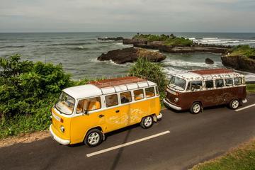 Bali Beach and Bar Hopping Tour by Custom VW Bus