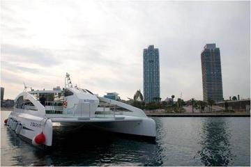 Barcelona: Tour in kleiner Gruppe mit Eco-Bootstour und...