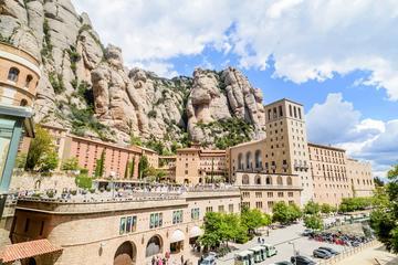 Excursion au monastère de Montserrat...