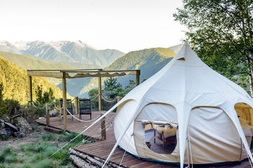Hiking Glamping and Gastronomy in Beautiful Andorra