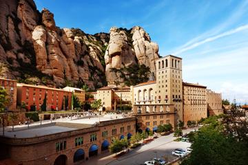 Kloster Montserrat und Wanderung den Naturpark aus Barcelona