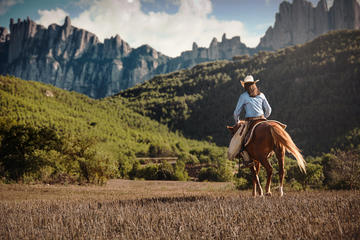 Montserrat Monastery and Horseback...