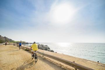 Premium tour met e-bike: bezoek aan de wijnmakerij Alta Alella en ...