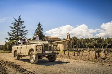 Private 4x4 Wine Tour through...