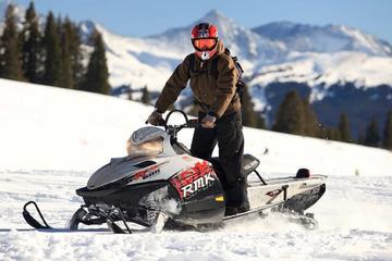 Snowmobile Tour in Andorra