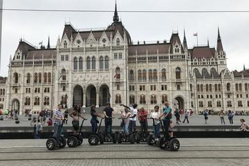 Sightseeing tour in Budapest City center with Segway style