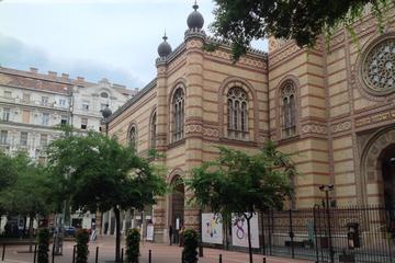 The Jewish district walking  tour in...