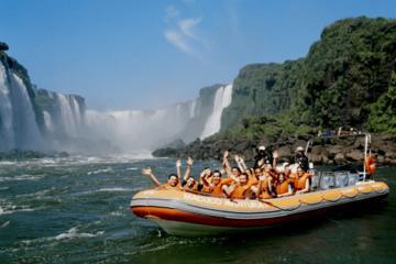 Foz do Iguacu Macuco Safari Experience