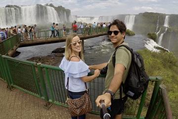 Foz do Iguacu Waterfalls whit Bird Park...