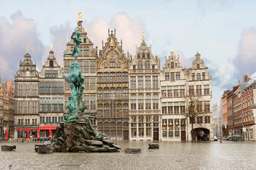Day Trip to Antwerp from Brussels with Spanish-Speaking Guide