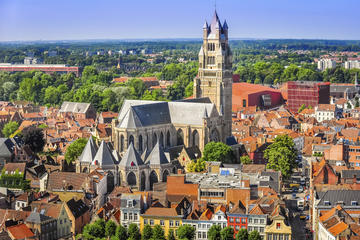 Day Trip to Bruges and Ghent from Brussels with Spanish Speaking Guide