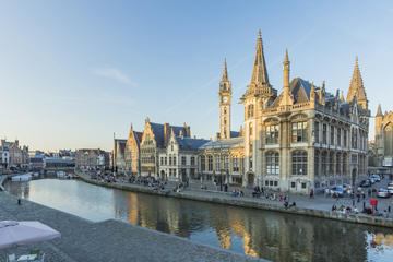 Day Trip to Ghent from Brussels with Spanish Speaking Guide