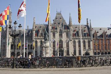 Excursión de un día a Brujas desde Bruselas con guía que habla español