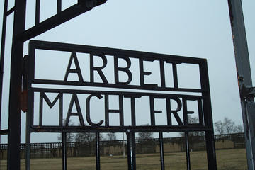 Sachsenhausen Concentration Camp History Tour from Berlin