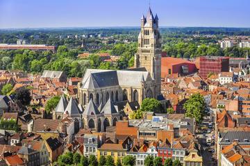 Viagem de um dia para Bruges e Gante saindo de Bruxelas com guia...
