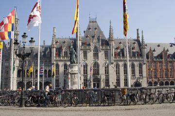 Viagem de um dia para Bruges saindo de Bruxelas com guia falando...