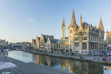 Viagem de um dia para Gante saindo de Bruxelas com guia falando...