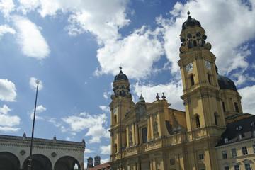Excursion à vélo du Troisième Reich à Munich