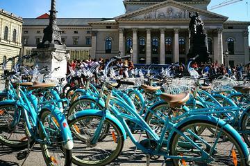Half-Day Afternoon Classic Bike Tour of Munich
