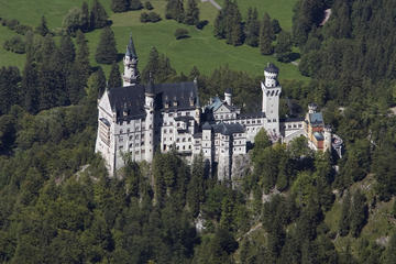 Neuschwanstein Castle Day Trip from...
