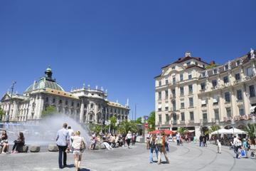 Visite de Munich à vélo avec option de visite de Königsplatz et...