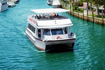 Besichtigungs-Bootsfahrt in Fort Lauderdale auf dem Fluss