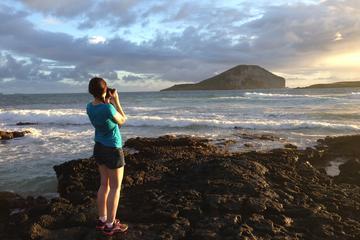 オアフ島の日の出の写真