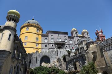 Excursion privée: voyage d'une journée à Sintra, Cabo da Roca et...
