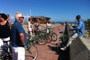 Excursão de bicicleta pelo litoral de Barcelona