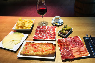 Expérience Barcelona Jamon: excursion audiovisuelle avec déjeuner ou...