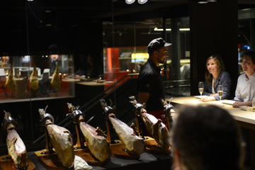 Iberian Ham–Tasting Experience in...