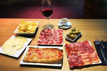 Tour audiovisivo Jamón Experience a Barcellona con menu degustazione