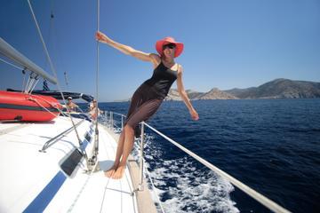 St Lucia Sailing Tour on Rodney Bay