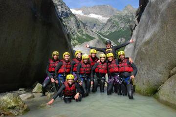 Aventure en canyoning au Grimsel depuis Interlaken