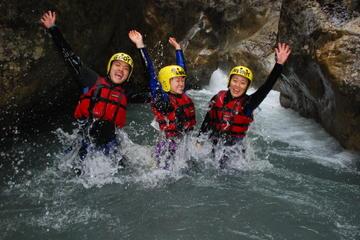 Schweizer Alpen Beginner Canyoning...
