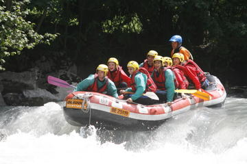 Simme River Rafting Tour from Interlaken