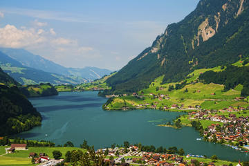 Visite privée: visite d'Interlaken à pied