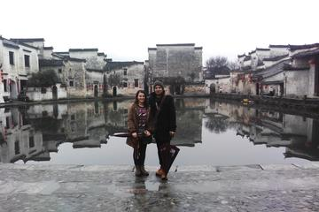 UNESCO Ancient village Hongcun and Xidi 1  Day Private Tour